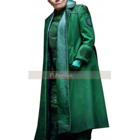 Commander Root Artemis Fowl Green Coat