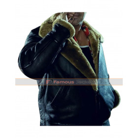 Joker jones Curfew Shearling Jacket