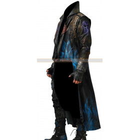 Hades Descendants 3 Leather Jacket
