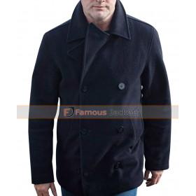 Douglas Henshall Shetland Long Coat