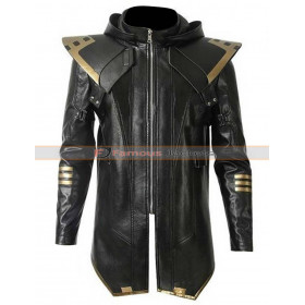 Avengers Endgame Hawkeye (Jeremy Renner) Hooded Jacket