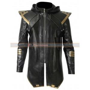Avengers Endgame Hawkeye (Jeremy Renner) Hooded Jacket