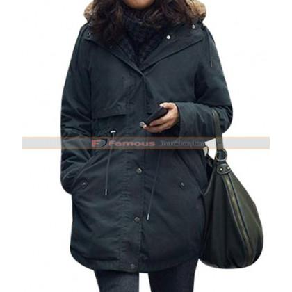 Eve Polastri Killing Eve Sandra Oh Cotton Coat