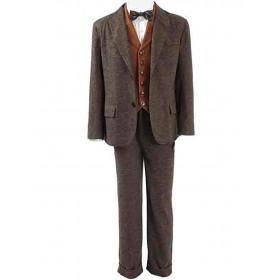 Fantastic Beast Newt Scamander 3 Piece Suit