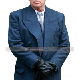 Frank Minna Motherless Brooklyn Bruce Willis Coat