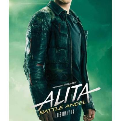 Alita Battle Angel (Keean Johnson) Hugo Jacket