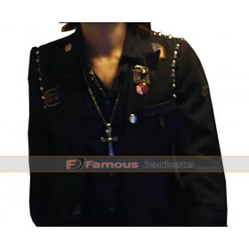 Nikki Sixx The Dirt Rock Band Jacket