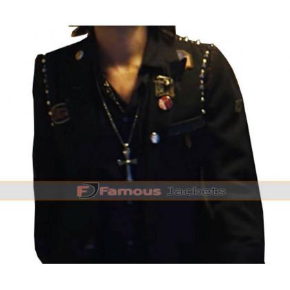 Nikki Sixx The Dirt Rock Band Jacket