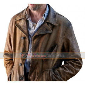 Matthew Rhys Perry Mason Brown Jacket