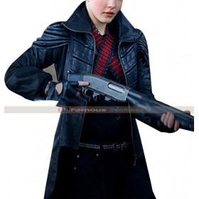 Selina Kyle Gotham Series Catwoman Jacket