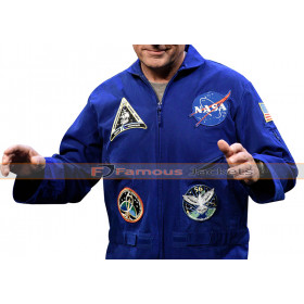 Space Force Steve Carell Jacket
