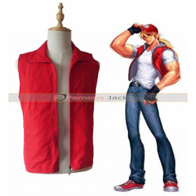 Terry Bogard Vest from The King of Fighters Destiny