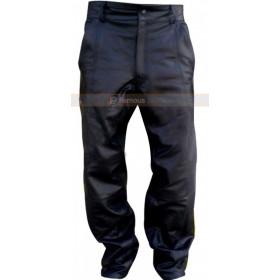 Hancock Will Smith Leather Pants