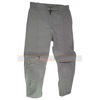 Oblivion Tom Cruise (Jack Harper) White Leather Pants