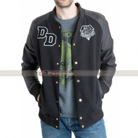 Diamond Dogs Big Boss Black Jacket