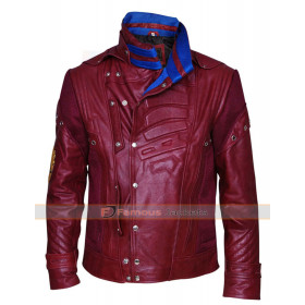 Guardians of the Galaxy 2 Peter Quill / Star Lord Jacket