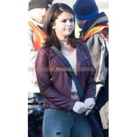 Fundamentals of Caring Selena Gomez Jacket