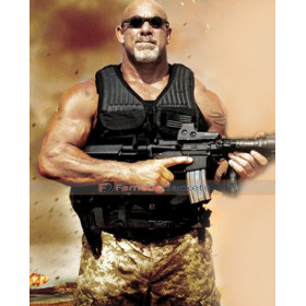 Check Point Bill Goldberg TJ Leather Vest