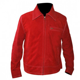 Clark Kent Smallville Superman Red Costume Jacket