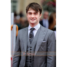 Daniel Radcliffe Now You See Me 2 Suit