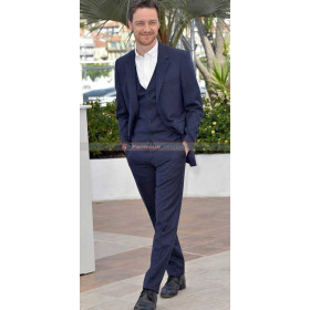 Disappearance Of Eleanor Rigby Festival James McAvoy Suit