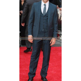 Bradley Cooper Red Carpet Three Piece Suit