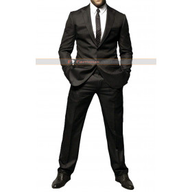 Transporter Jason Statham Suit