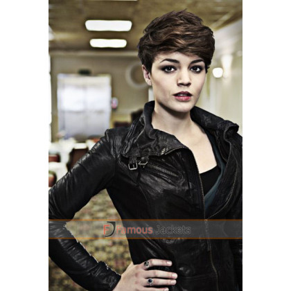 Being Human (Alex) Kate Bracken Leather Jacket