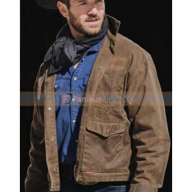 Ian Bohen S03 Yellowstone Ryan Brown Jacket