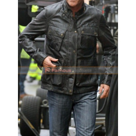 Jack Bauer 24 Live Another Day Leather Jacket