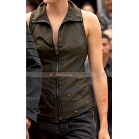 Divergent Allegiant Shailene Woodley Leather Vest
