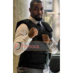 Skin Trade Michael Jai White Black Vest