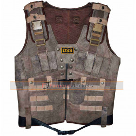 Fast And Furious 7 Dwayne Johnson (Luke Hobbs) Vest