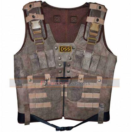 Fast And Furious 7 Dwayne Johnson (Luke Hobbs) Vest
