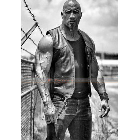 Luke Hobbs Fast And Furious 8 Dwayne Johnson Vest