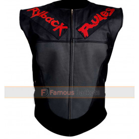 Replica WWE Ryback Rules Leather Vest