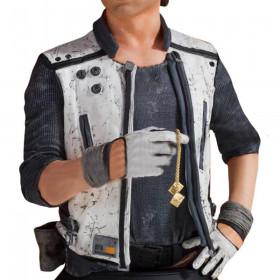 Han Solo A Story of Wars Alden White Vest