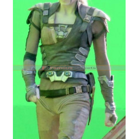 Jaylah Star Trek Beyond Sofia Boutella Leather Vest