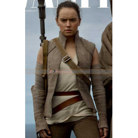 Rey Star Wars The Last Jedi Daisy Ridley Vest