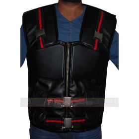 Blade Wesley Snipes Tactical Armor Leather Costume Vest