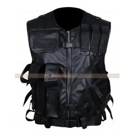 WWE Seth Rollins Hook And Loop Black Swat Vest