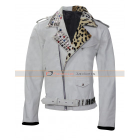 Brian Kendrick Wrestler Leather Jacket
