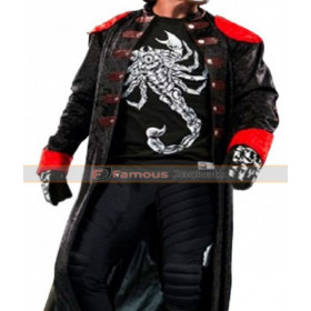 Wrestler Sting (Steve Borden) Scorpion Coat