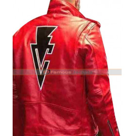 Latest Red Balor Club Jacket