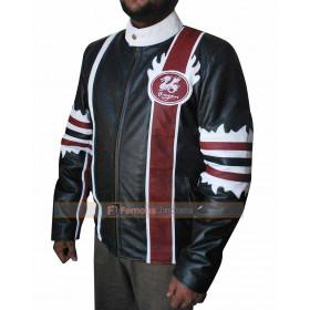 Daniel Bryan WWE Leather Jacket UK