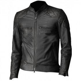 David Beckham Brazil Vintage Slim Fit Quilted Jacket