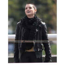 Deadpool Movie Ellie Phimister Leather Jacket