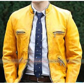 Samuel Barnett Dirk Gently's Holistic Detective Agency Jacket