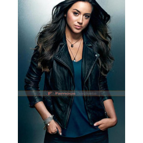 Agents Of Shield Chloe Bennet (Skye) Leather Jacket