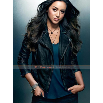 Agents Of Shield Chloe Bennet (Skye) Leather Jacket